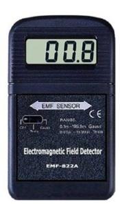 An EMF meter