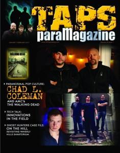 TAPS Mag Jan 2013