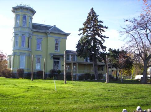 The Doller House on South Bass island at Put in Bay