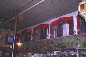 """Bird Cage Theatre Prostitue """"Cages"""""""