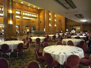 RMS Queen Mary's Grand Salon