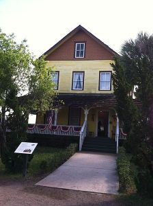 Florida's Riddle House