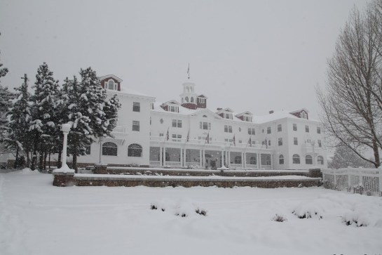 February 2011 Stanley Hotel