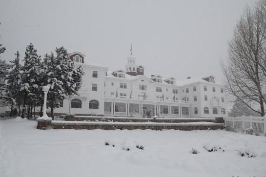 February 2011 Stanley Hotel