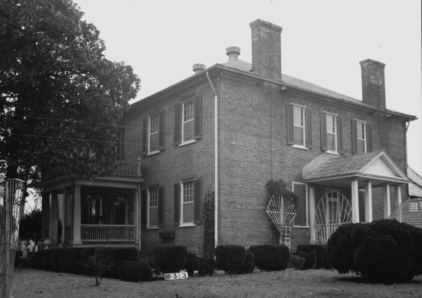 Haunted Sweetwater Mansion in Alabama