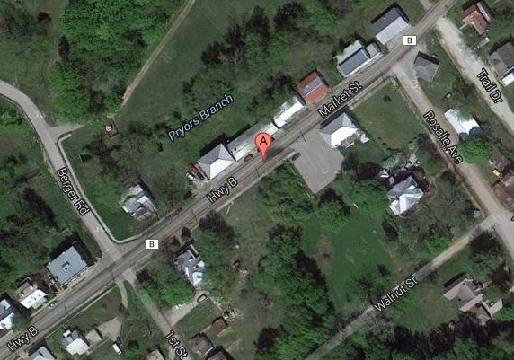 105 Market Street on Google Maps