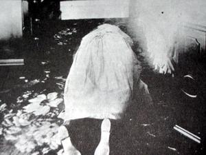 Abby Borden's Body