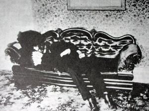 Andrew Borden's Body