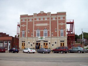 Brown Grand Theatre in Kansas