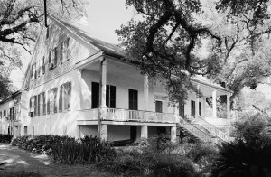 Magnolia Plantation Main House