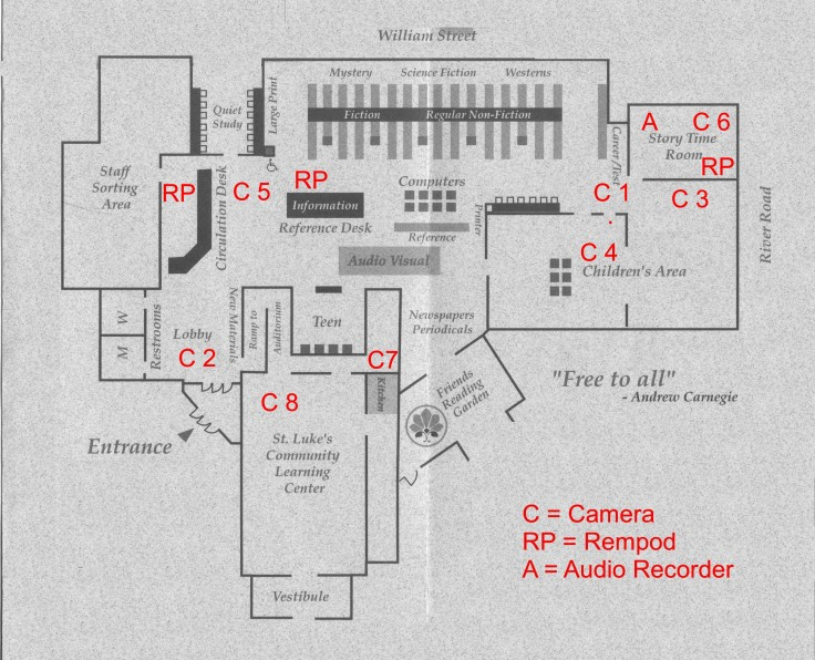 maumee library floor plan2