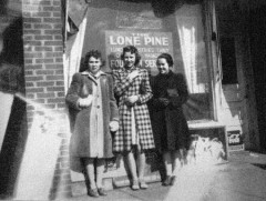 Outside The Lone Pine