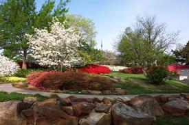 Gilcrease Museum Garden
