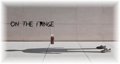 "Kelly's paranormal blog ""On the Fringe"""