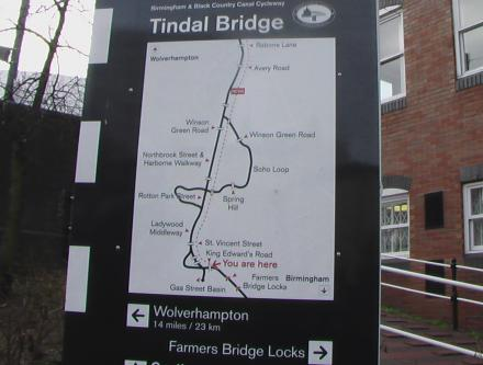 Tindal bridge in the UK has a plaque.