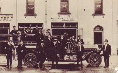 Fostoria City Fire Department 2