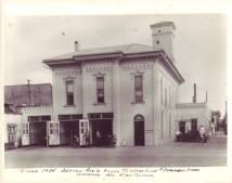 Fire Department and City Offices Circa 1934