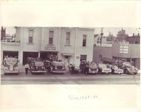 Fire Department Circa 1968