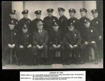 Fostoria Police Department - January 29, 1946